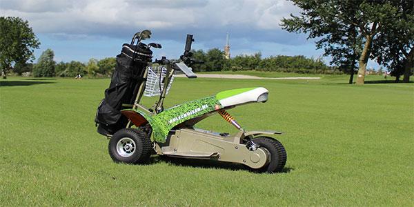 golfkarretje kopen - golfcruiser